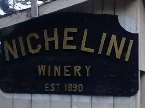Nichelini Winery