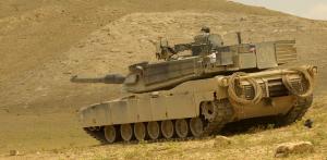 M1 Abram Tank