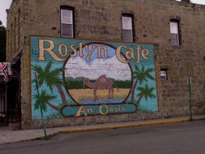 Cicely, Alaska or Roslyn, Washington?
