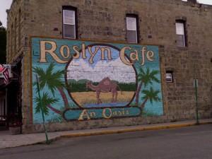 Cicely, Alaska or Roslyn, Washington?