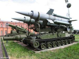 USSR Cold War Missiles