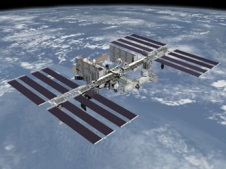 Imagine being able to look down and see the International Space Station – NASA