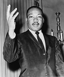 Martin Luther King Jr – Wikipedia