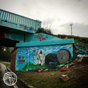 He Is Risen - The Graffiti Bridge, on Facebook